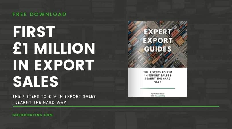 free export sales guide