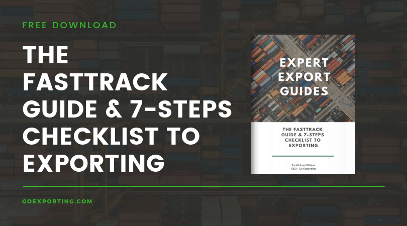 FastTrack guide to exporting