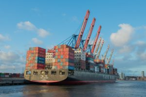 UK export growth