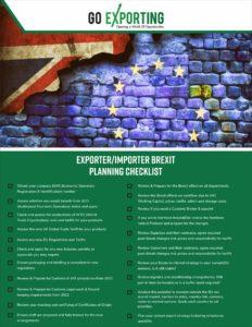 Brexit Checklist