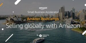 Amazon bootcamp selling internationally