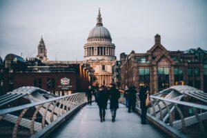 London maintains status as Europe's financial hub